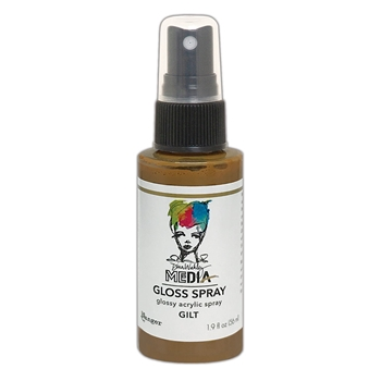 Dina Wakley Ranger GILT Media Gloss Spray mdo74236