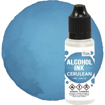Couture Creations CERULEAN Alcohol Ink co727317
