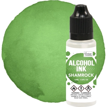 Couture Creations SHAMROCK Alcohol Ink co727301