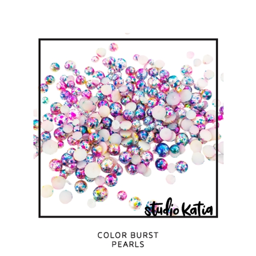 Studio Katia COLOR BURST Pearls sk1129 Preview Image