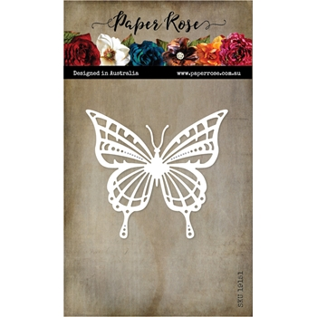 Paper Rose LYLA BUTTERFLY Metal Cutting Die 19151