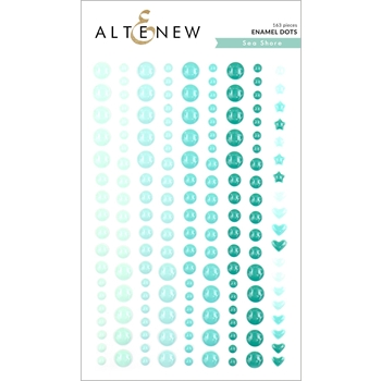 Altenew SEA SHORE Enamel Dots ALT3746
