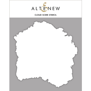 Altenew CLOUD Stencil ALT4235