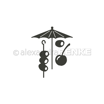 Alexandra Renke COCKTAIL ACCESSORIES Dies darc0035