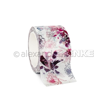 Alexandra Renke FLOWERS ALL OVER Washi wtarfl0036