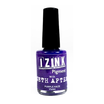 Aladine IZINK PURPLE HAZE Pigment Ink 80641*