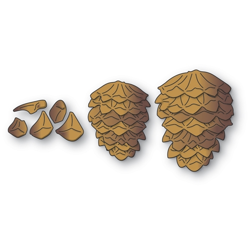 Memory Box PINECONE STACKERS Craft Dies 94486 Preview Image