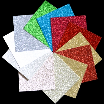 Memory Box HOLIDAY GLITTER 6x6 Paper Pack gp1005