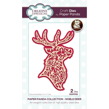 Creative Expressions NOBLE DEER Craft Dies cedpp005