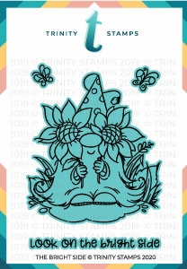 Trinity Stamps THE BRIGHT SIDE Die Set tmdc55