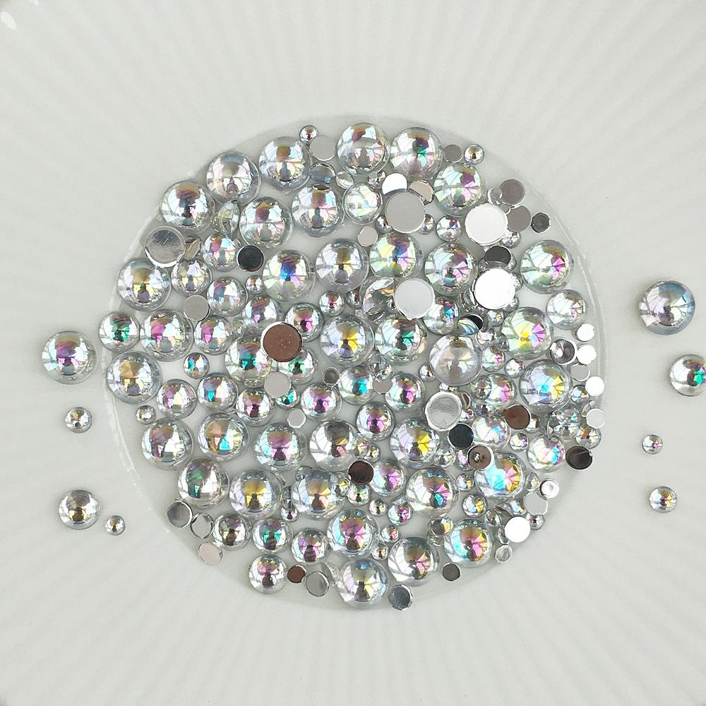 Little Things From Lucy's Cards DEWDROPS Sequin Shaker Mix LB339 zoom image