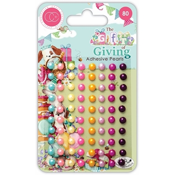 Craft Consortium THE GIFT OF GIVING Enamel Dots CCAPRL004