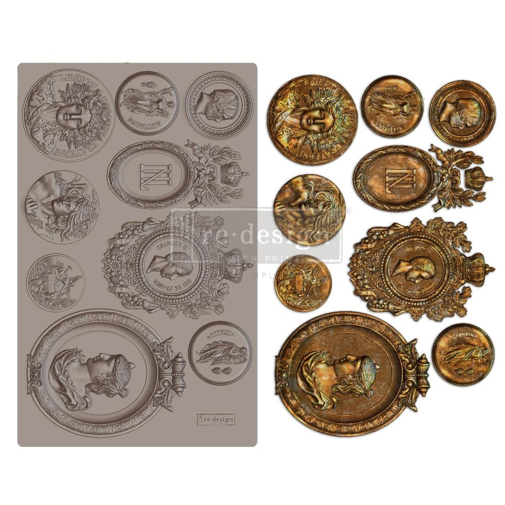 Prima Marketing ANCIENT FINDINGS ReDesign Decor Mould 647513 zoom image