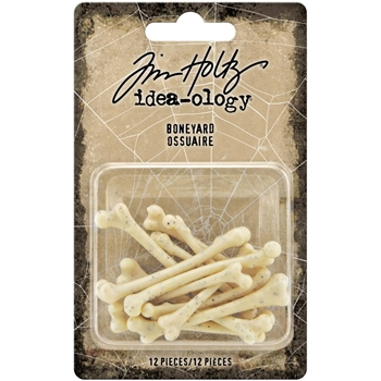 Tim Holtz Idea-ology BONEYARD th94062