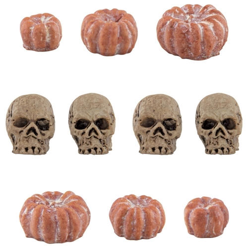 Tim Holtz Idea-ology SKULLS AND PUMPKINS th94067 Preview Image