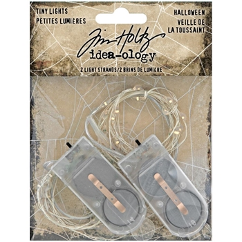 Tim Holtz Idea-ology TINY LIGHTS HALLOWEEN th94081