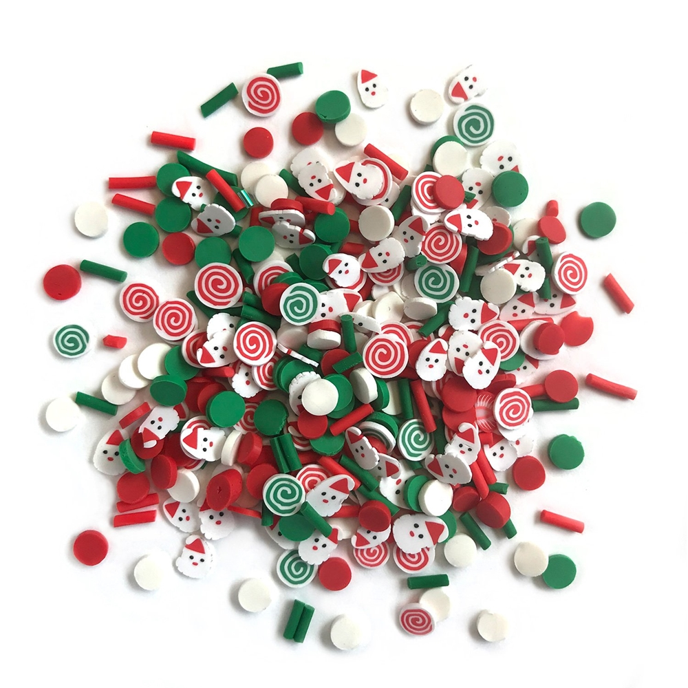 Buttons Galore and More Spinkletz SAINT NICK Embellishments NK119 zoom image