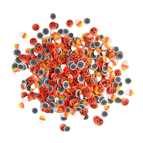 Buttons Galore and More Spinkletz OCTOBER 31ST Embellishments NK116 Preview Image