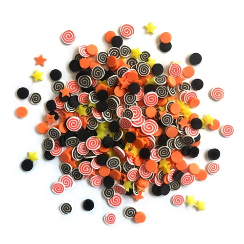 Buttons Galore and More Spinkletz HOCUS POCUS Embellishments NK115 Preview Image