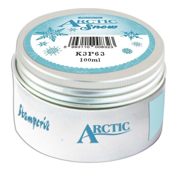 Stamperia ARCTIC SNOW Glitter Paste k3p63