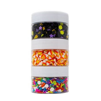 Maker's Movement SPOOKY Shaker Sprinkles Set mmt219