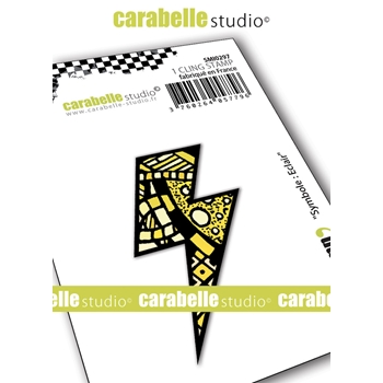 Carabelle Studio SYMBOL FLASH Cling Stamp smi0297