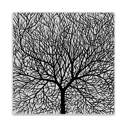 Hero Arts Cling Stamp BARE BRANCHED TREE Bold Prints CG816 Preview Image