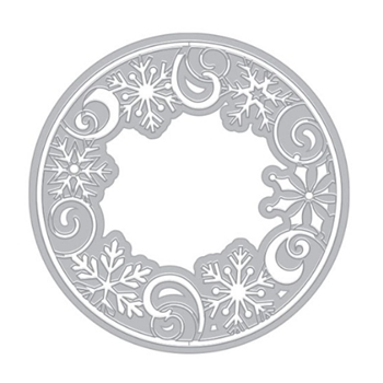 Hero Arts SNOWFLAKE MEDALLION Die DI789
