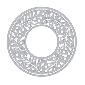Hero Arts GREENERY MEDALLION Fancy Die DI788