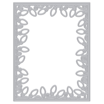 Hero Arts CHRISTMAS LIGHTS BORDER Fancy Die DI786