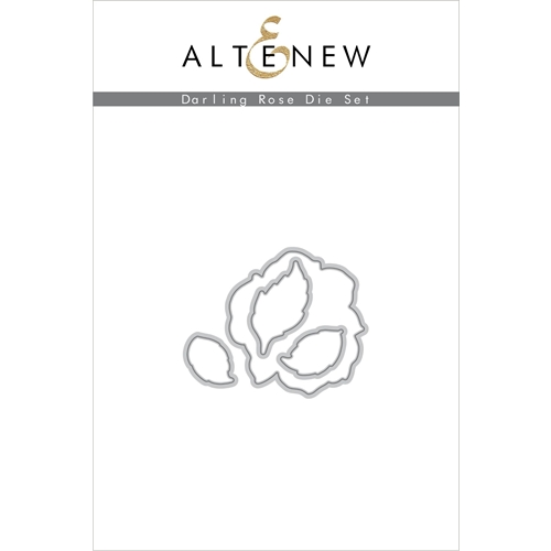 Altenew DARLING ROSE Dies ALT4375 Preview Image