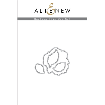 Altenew DARLING ROSE Dies ALT4375