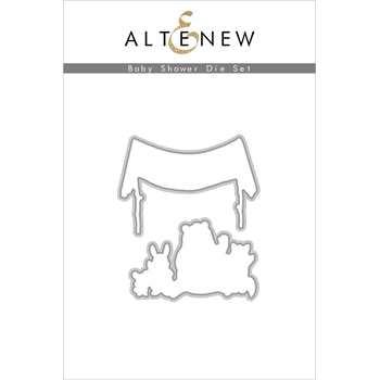 Altenew BABY SHOWER Dies ALT4364