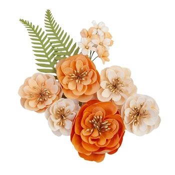 Prima Marketing TOGETHER Pumpkin And Spice Flowers 648411