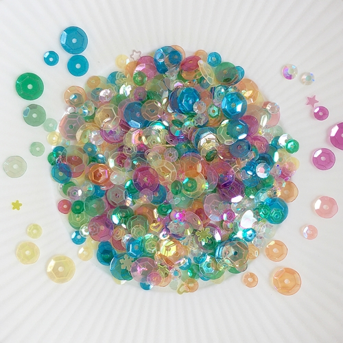 Little Things From Lucy's Cards LILY'S SPARKLE MAGIC Sparkly Shaker Mix LB342 Preview Image