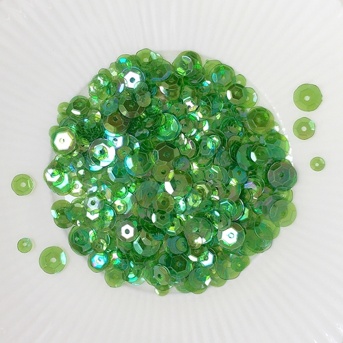 Little Things From Lucy's Cards SHAMROCK Sequin Mix LBSM58 Preview Image