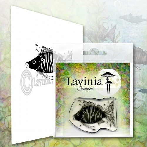 Lavinia Stamps FLO Clear Stamp LAV620 Preview Image