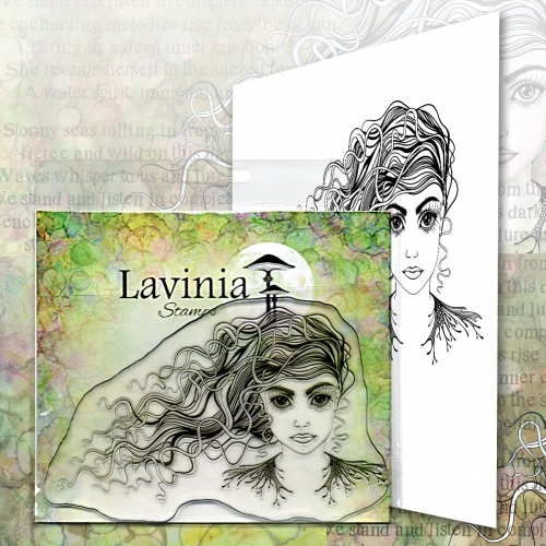 Lavinia Stamps ASTRID Clear Stamp LAV618 zoom image