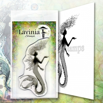Lavinia Stamps ALTHEA Clear Stamp LAV617