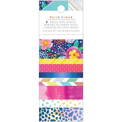 Paige Evans GO THE SCENIC ROUTE Washi Tape 369777* Preview Image