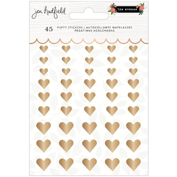 Pebbles Inc. Jen Hadfield THE AVENUE Puffy Stickers 736966