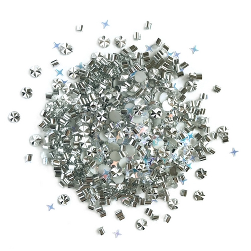 Buttons Galore and More DOO DADZ QUICKSILVER Embellishments DD103 Preview Image