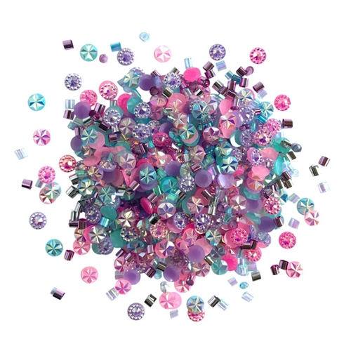 Buttons Galore and More DOO DADZ PRINCESS SPARKLE Embellishments DD112 Preview Image
