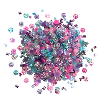 Buttons Galore and More DOO DADZ PRINCESS SPARKLE Embellishments DD112