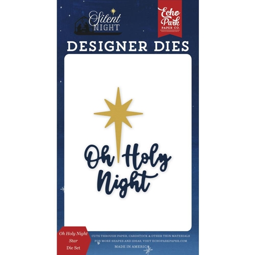 Echo Park OH HOLY NIGHT STAR Die Set sn222042 Preview Image