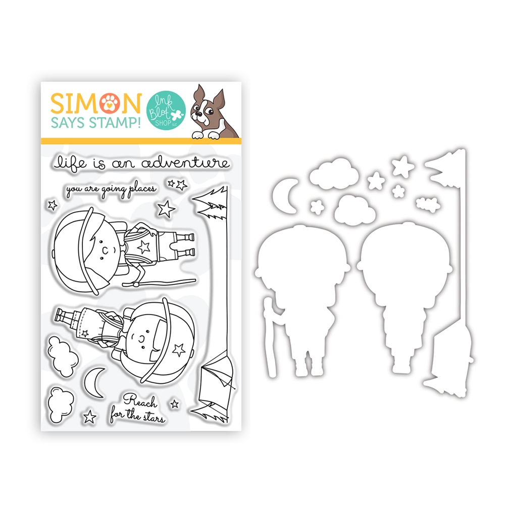 STAMPtember Ink Blot Shop Life is an Adventure Bundle