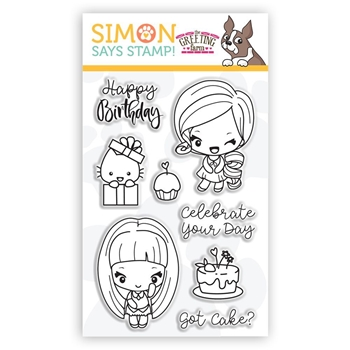 The Greeting Farm GOT CAKE Stamptember 2020 Exclusive sss302220c