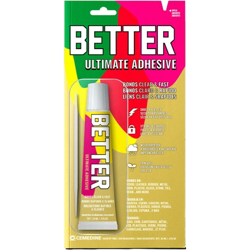 Better ULTIMATE ADHESIVE ax211 Preview Image