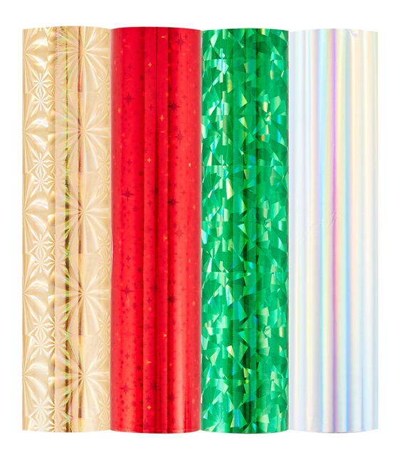 GLF-033 Spellbinders GLIMMER HOT FOIL SHIMMERING HOLIDAY Variety Pack  zoom image