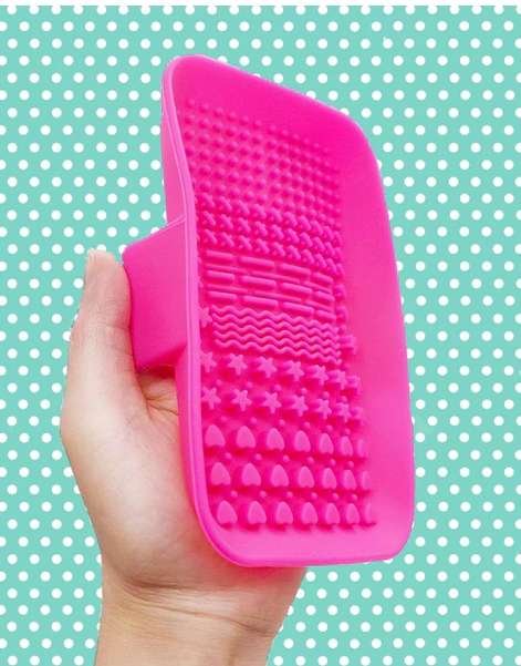 Pink and Main BRUSH SCRUBBER PMT003 zoom image